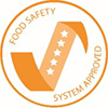 Food Safety System Approved